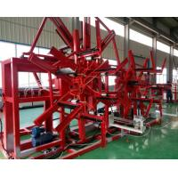 Buy Full Automatic HDPE Pipe Extrusion Line With PLC Control System 75kw SIEMENS at wholesale prices