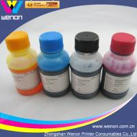 Quality 4 color edible ink for HP printer ink for sale