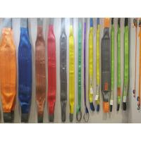 China polyester webbing sling ,     According to EN1492-1 Standard, Safety factor 7:1 ,  CE,GS certificate on sale