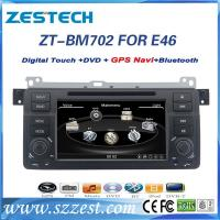 China ZESTECH A8 chipset 7 inch for BMW E46 car dvd gps on sale