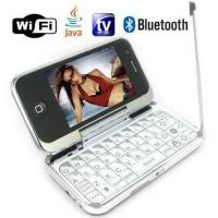Quality Dual Cards 3.2 Inch Dual Camera Cellphone Support Wifi Function - Rotating for sale