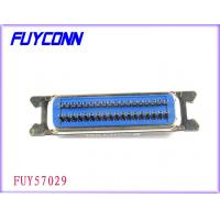 Quality Male IEEE 1284 Connector with Hex Nuts for sale