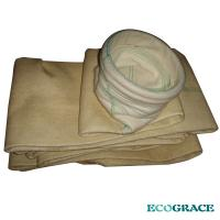 Buy cheap Dust bag filter Nomex filter bag applied for cement kiln ,Asphalt mixing plant from wholesalers