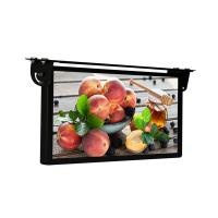 """Quality 21.5"""" Metal Frame Full HD Bus Digital Signage Easy Installation LCD Player for sale"""