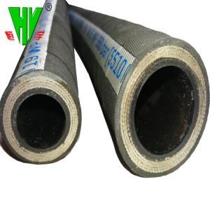China Hydraulic hose manufacturers in China provide 4SP manguera hidraulica hose crane on sale