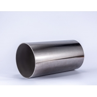 Quality N06625 Black Iron Steel Pipe , Seamless Stainless Steel Tube ASTM B444 3.18mm for sale