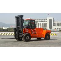 Buy Wear Resisting Diesel Forklift Truck , Automatic 2 Stage / 3 Satge Mast Forklift at wholesale prices
