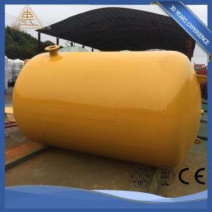 Quality 60 Gallon Nitrogen Storage Tank , 200 PSI Pressure Nitrogen Air Compressor Reserve Tank for sale