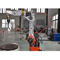 China High Precision MIG Welding Robot Low Spatter CNC Waveform Control on sale