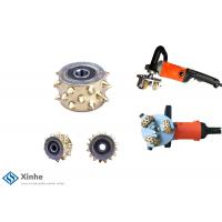 Buy cheap Rotary Bush Hammer Tungsten Carbide Cutters On Floor Grinders Floor Scarifier from wholesalers
