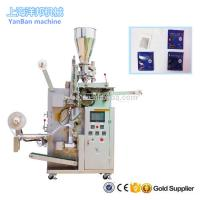 Buy cheap YB-180C Automatic tea/herbs/coffee inner and outer bag packing machine with high from wholesalers