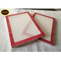 Buy cheap 18''×20'' Corrosion Resistance Silk Screen Aluminum Frame For T- Shirt Printing from wholesalers