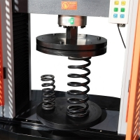 Quality spring tension and compression testing machine for sale