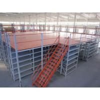 Durable Metal Pallet Mezzanine Racking System 2 - 12 Levels For Business