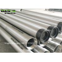 Quality API 5CT Stainless steel seamless Casing pipe STC thread connection for sale
