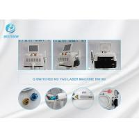 China Pigment Removal Nd Yag Laser Tattoo Removal Machine / Pico Laser Machine on sale