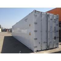 Quality Light Steel Used Living Metal Container Houses / Prefab Metal Buildings for sale