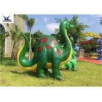 Buy Garden Large DinosaurLife Size Fiberglass Statues Cartoon Shape For  Outside Decoration At Wholesale Prices