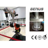 Quality Safety Relay Circuit Robotic Welding Arm High Repeating Positioning Precision for sale