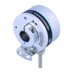 Quality K50 Optical Position Encoder , Hollow Shaft Optical Encoder 14mm Line Driver Output 5V DC 5000 Resolution for sale
