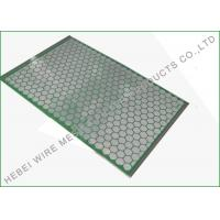 Quality Professional Hookstrip Screen For Flo Mud Cleaner 2000 1050 X 695mm Screen Size for sale