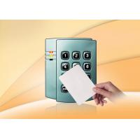 Quality Proximity Mifare Card Reader Rfid Access Control System With Keypad for sale