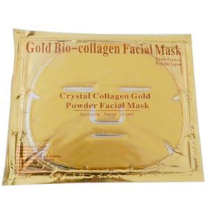 Quality facialmaskwith GoldBio-collagenisformulatedwithpuregold,naturalbio-ingredients,hydratingcompound for sale