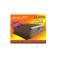 Quality OEM 4CH 3G/GPS SD Card Mobile DVR for sale