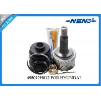 Quality Hyundai 495012H012 Outer Cv Joint Assemble Axle Drive Shaft OEM Standard Size for sale