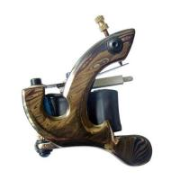 Quality Novelty Damascus Steel tattoo machine for sale