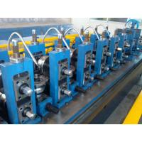 Oil Transportation Tube Forming Machine With HF Welding Safty
