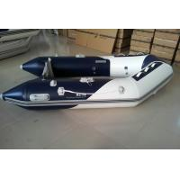 Quality 2015 new design Hypalon/PVC inflatable boat for sale-Air deck floor for sale
