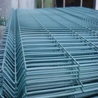 Quality PVC Coated Hot Dipped Galvanized Nylofor 3D Welded Wire Mesh Fence Panels for sale