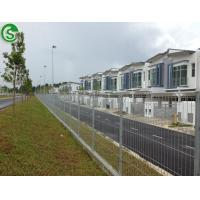 200*50mm roll top brc wire mesh fence road and highway