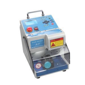 Quality Auto Key Cutting Machine Decoding / Cutting Korea Miracle-A7 Automotive Key for sale