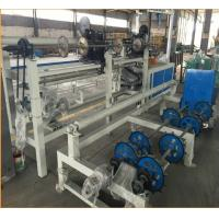 Quality 3m Width 8cm hole Full Automatic Double Wire Chain Link Fence Making Machine for kenya market for sale