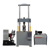 Quality high cycle fatigue testing machine for sale