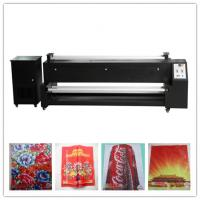 Quality Automatic Coated Fabric Sublimation Heater 1.8m Max Work Size 220V 50HZ Voltage for sale