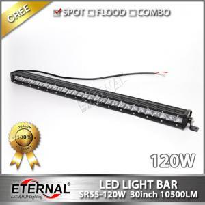 Quality 30W-210W LED light bar for jeep wrangler ATV UTV OFF road 4x4 for sale