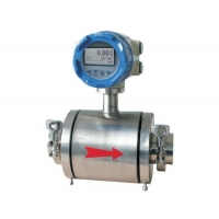 Quality PFA Lining Electromagnetic Flowmeter For TK1300 Hygienic Series for sale
