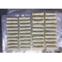 Quality Handmade Frozen Spring Rolls / Traditional Chinese Spring Roll Pastry for sale