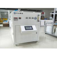 Buy cheap PLC Controlled Vertical Tube Furnace HY - LZG1516E With Infrared Thermometer from wholesalers