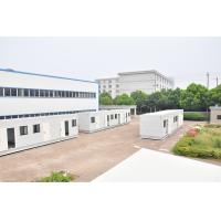 China 100% Finished Prefab Modular Homes For Office , For Bedroom on sale
