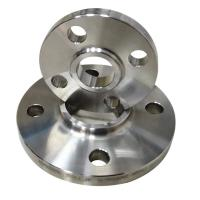 """Buy cheap Nickel Alloy Pipe Fittings Slip On Flange RF 5"""" 300# ASTM A105N from wholesalers"""