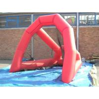 China PVC Tarpaulin Inflatable Sports Games Golf Net / Golf Target / Golf Practice Cage on sale