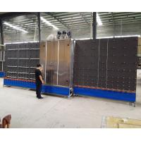 Buy cheap 2000Mm Vertical Low - E industrial glass washer Equipment 3 Pairs Brushes from wholesalers