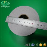 Quality 60gsm pure white thermal printer paper roll size 4 inch with cheap price for sale