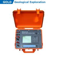 Quality Transmitting And Receiving Integrated DC Resistivity And IP Insrtument for sale