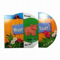 Buy cheap Children's Book, Made of Paperboard, OEM Orders are Welcome, Available in from wholesalers