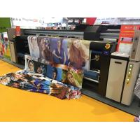 Quality Cmyk Inkjet Textile Printing Machine Low Consumption For Led - Box Fabric for sale